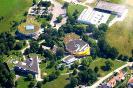 Luftbild der Realschule und Hauptschule Lorch